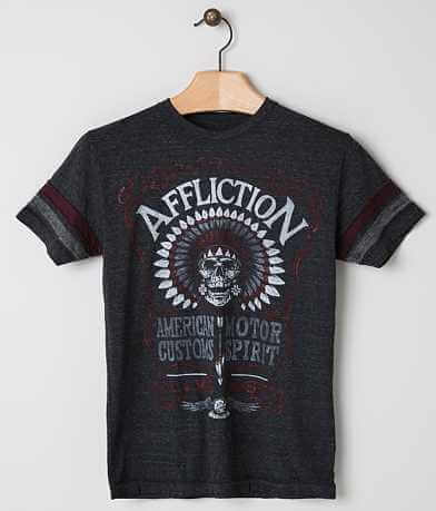 Affliction American Customs Distillery T-Shirt