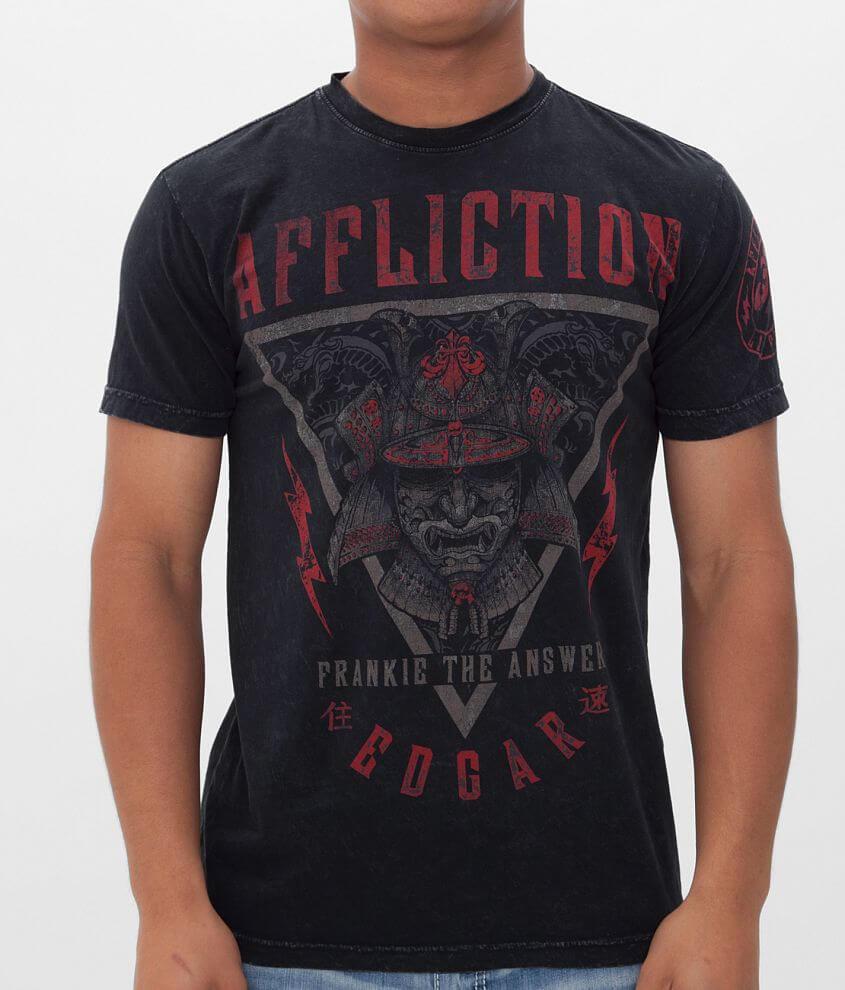 Affliction Edgar Samurai T-Shirt front view
