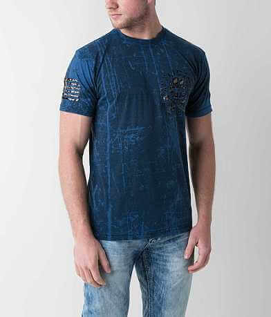 Affliction American Customs Defenders T-Shirt