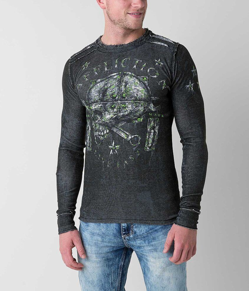 Affliction Alchemist Reversible Thermal front view