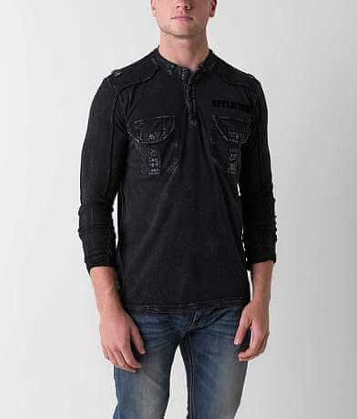 Affliction Agitator Henley