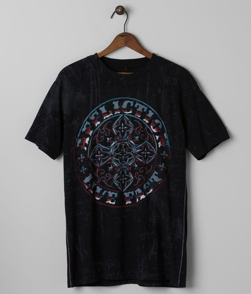 Affliction Royale Drone T-Shirt front view