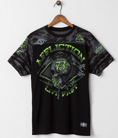 Affliction American Customs Warpath T-Shirt