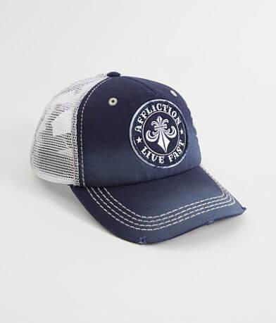 Affliction Divio Trucker Hat