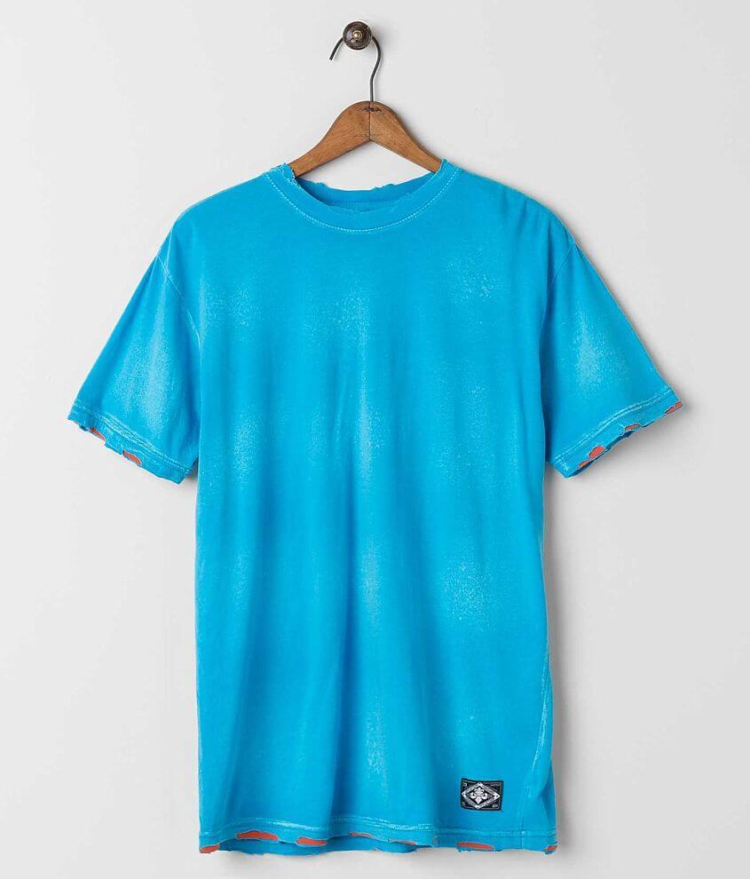 Affliction Matrix T-Shirt front view