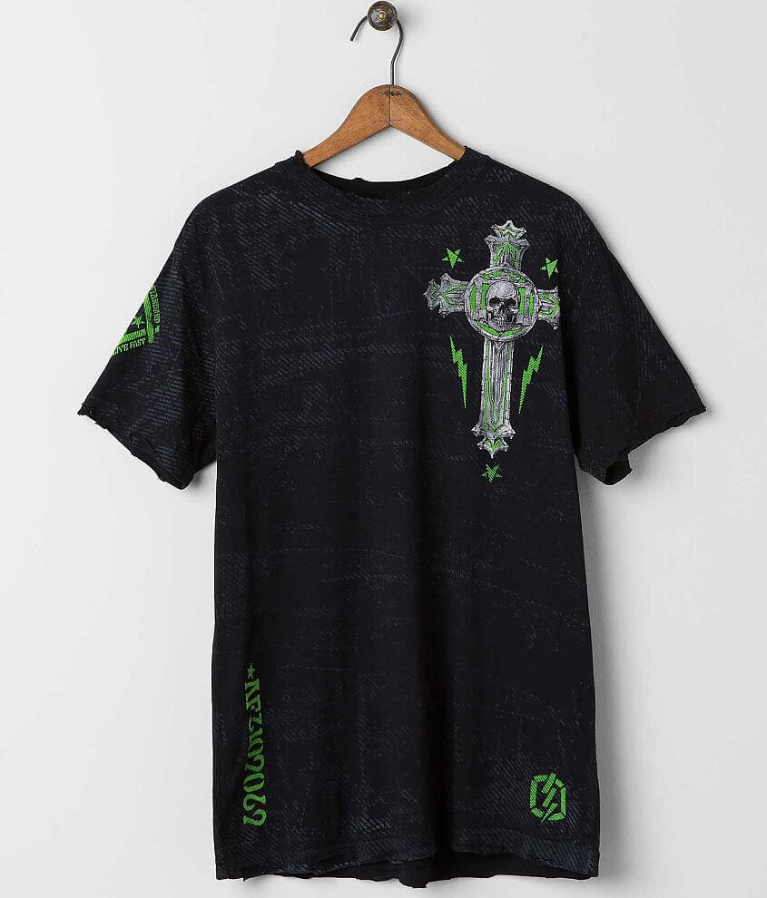 Affliction Repost T-Shirt front view