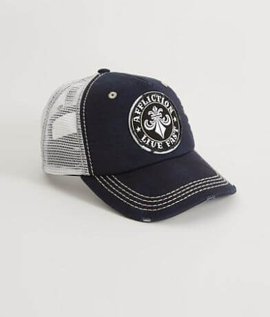 Affliction Ultra Trucker Hat