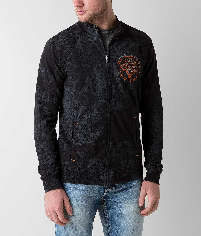 Affliction The Uprise Sweatshirt front view