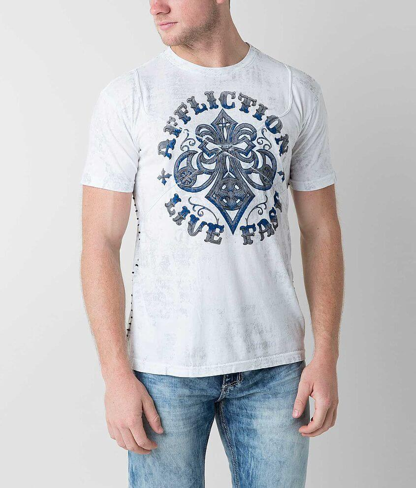 Affliction Royale Impact T-Shirt front view