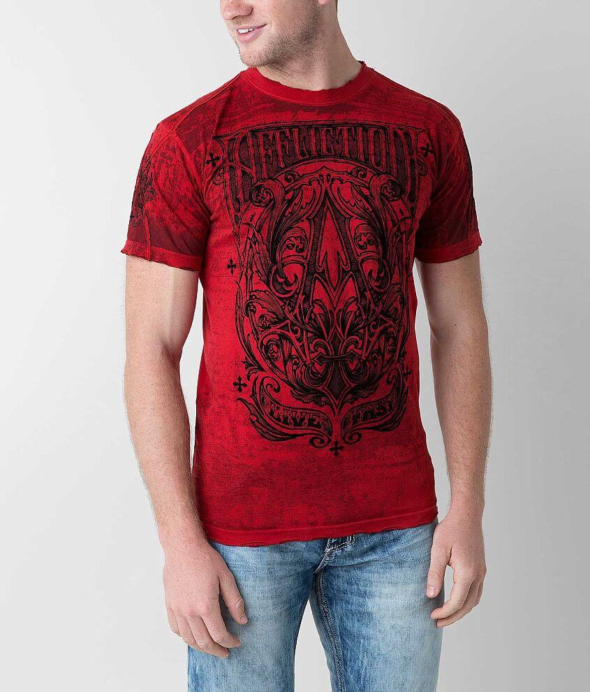Affliction Frame T-Shirt front view