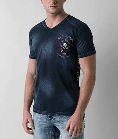 Affliction American Customs Firebird T-Shirt