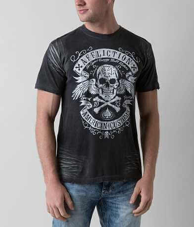 Affliction American Customs Crusher T-Shirt