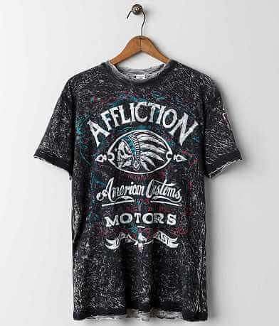 Affliction Prohibition Reversible T-Shirt