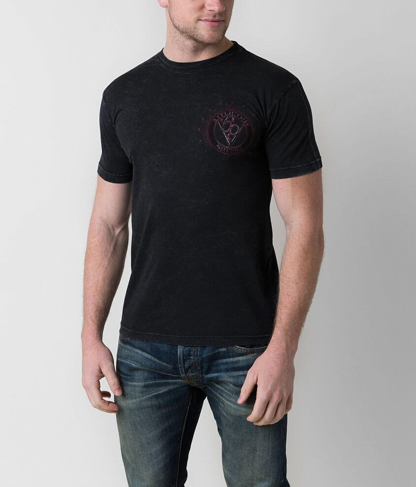 Affliction '69 Chevelle T-Shirt front view