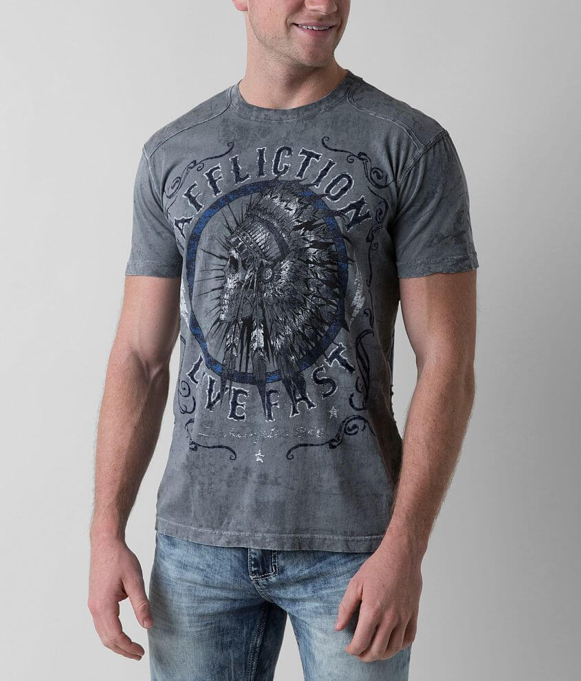 Affliction Northern Lights T-Shirt front view