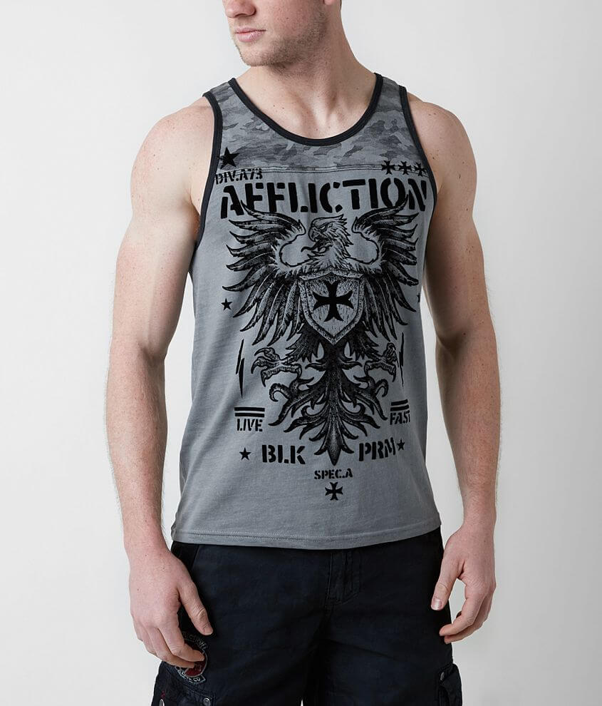 Affliction Full Value Tank Top front view