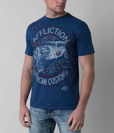 Affliction American Customs Dipstick T-Shirt