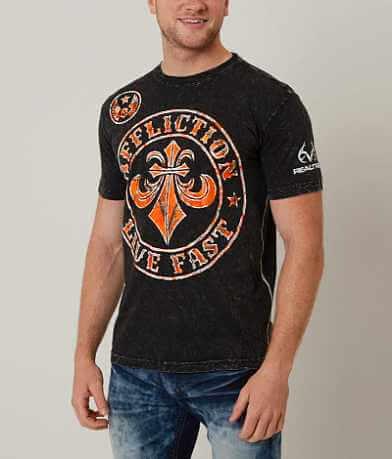 Affliction Divio Defender T-Shirt