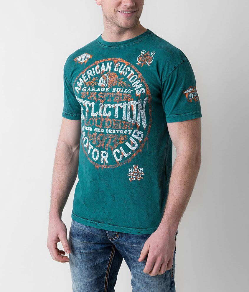 Affliction Freedom Tribe T-Shirt front view