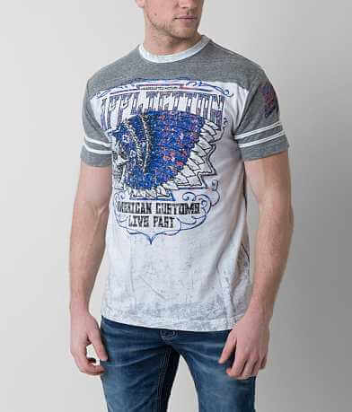 Affliction American Customs Roam T-Shirt
