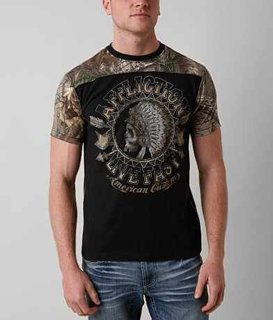 Affliction American Customs Stampede T-Shirt