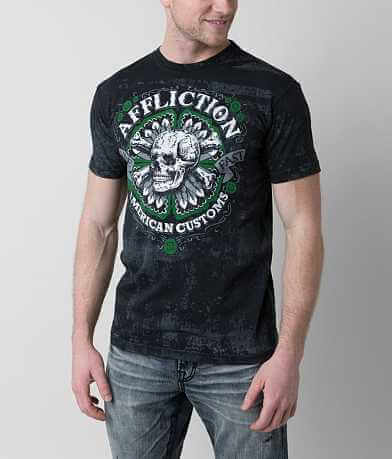 Affliction American Customs Bushmills T-Shirt