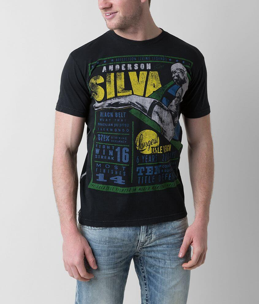 Affliction Silva Legend T-Shirt front view