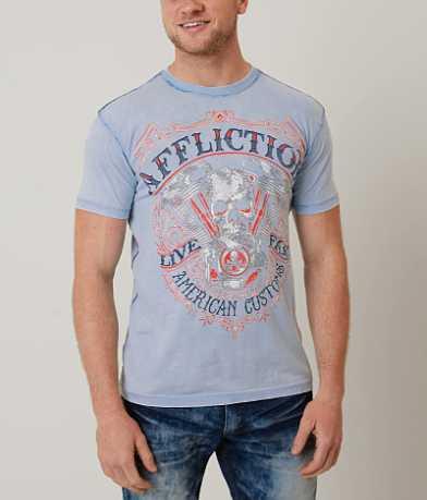 Affliction American Customs Death Eater T-Shirt