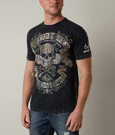 Affliction American Customs Speed Run T-Shirt