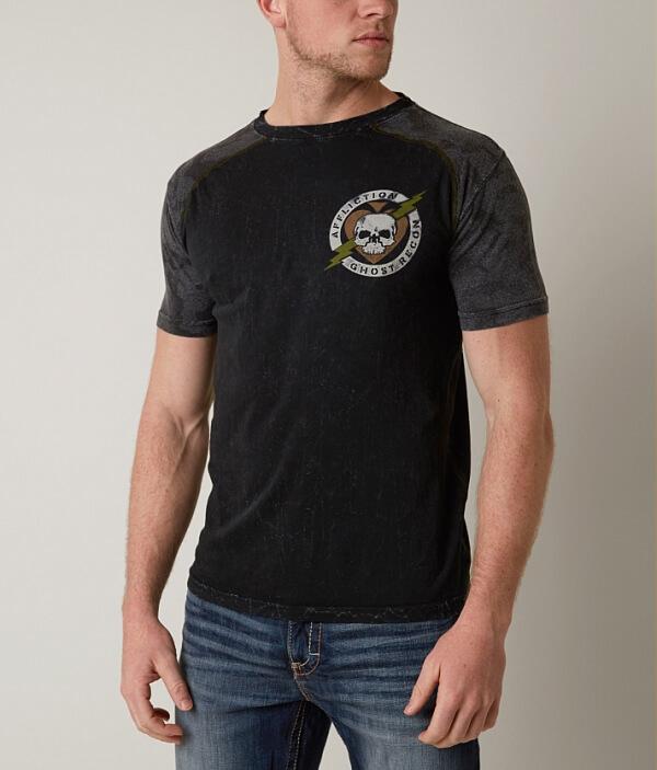 Shirt Spitfire T Affliction Freedom Defender w1qfH0Z