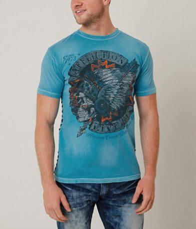 Affliction American Customs Desert Fox T-Shirt