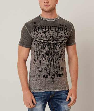 Affliction Silent Eagle T-Shirt
