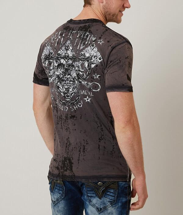 Affliction Affliction Pressed Cold Shirt T Affliction Shirt T Pressed Cold qRwO1WUHAx