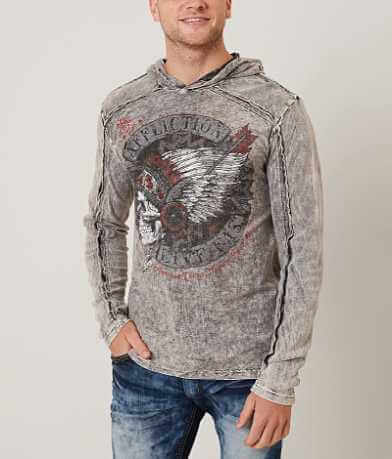 Affliction American Customs Desert Fox Hoodie