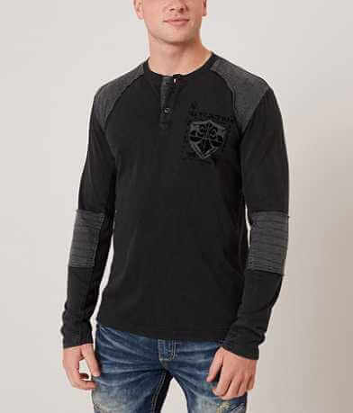 Affliction Warbird Henley