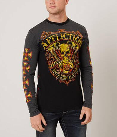 Affliction American Customs Death Eater T-Shirt