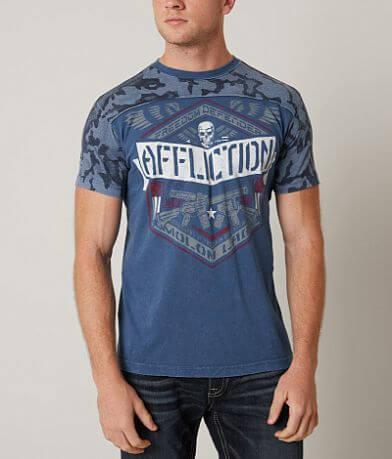 Affliction Freedom Defender Deployed T-Shirt