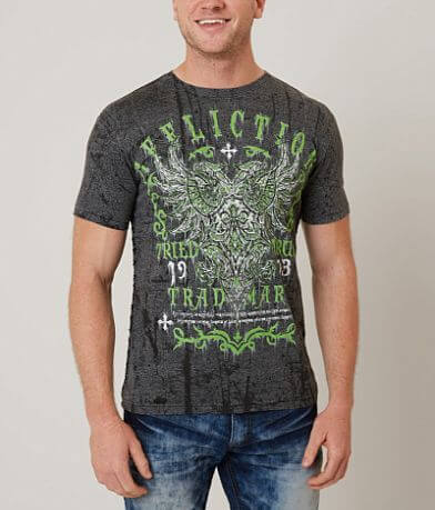 Affliction Tried Attack T-Shirt