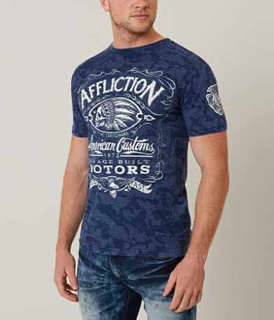 Affliction American Customs Prohibition T-Shirt