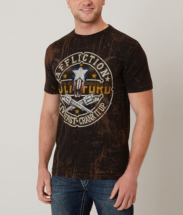 Ford T Affliction Shirt Affliction Colt Colt qIaBtUwa