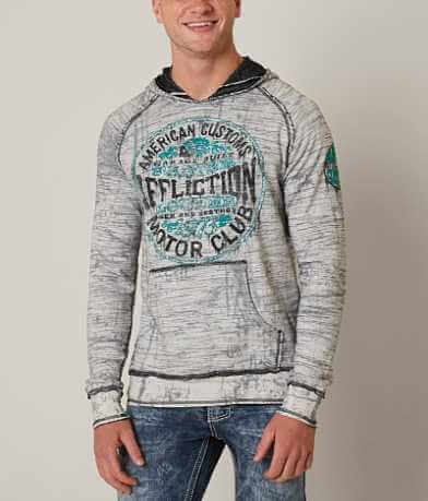 Affliction Freedom Tribe Reversible Sweatshirt