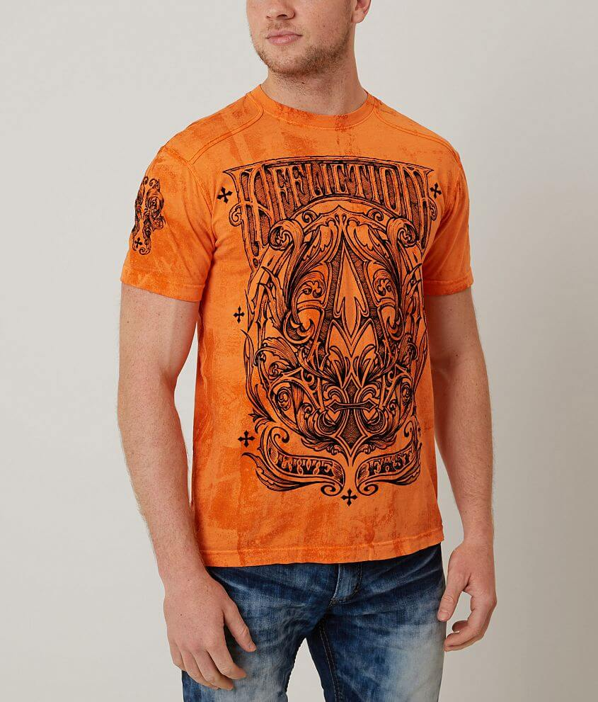 Affliction A Frame T-Shirt front view