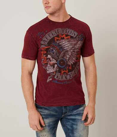 Affliction American Customs Desert Fox T-Shirt