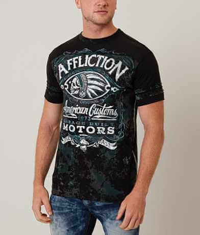 Affliction Prohibition T-Shirt