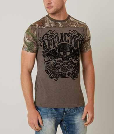 Affliction American Customs Decompose T-Shirt