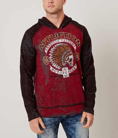 Affliction American Customs Divio Sweatshirt