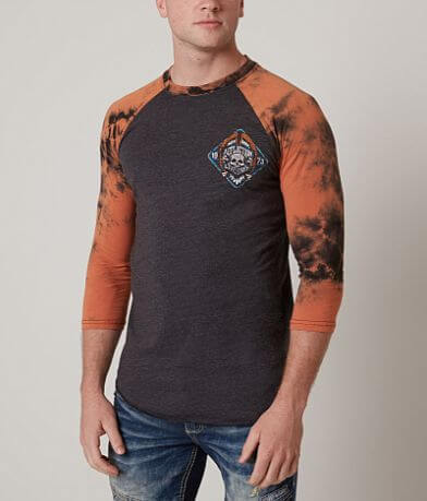 Affliction American Customs Raising Cane T-Shirt