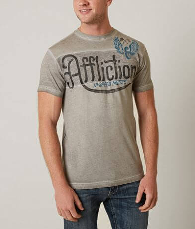 Affliction American Customs Albuquerque T-Shirt
