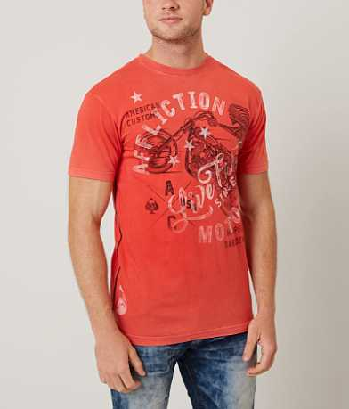 Affliction American Customs Flagstaff T-Shirt