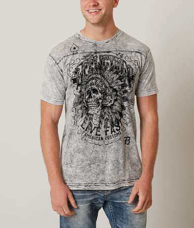 Affliction American Customs Iroquois T-Shirt